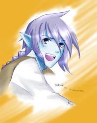 Sokar fan art by Ketsu000