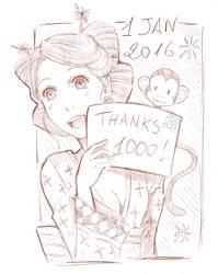 Yukiko 2016 by Ketsu000