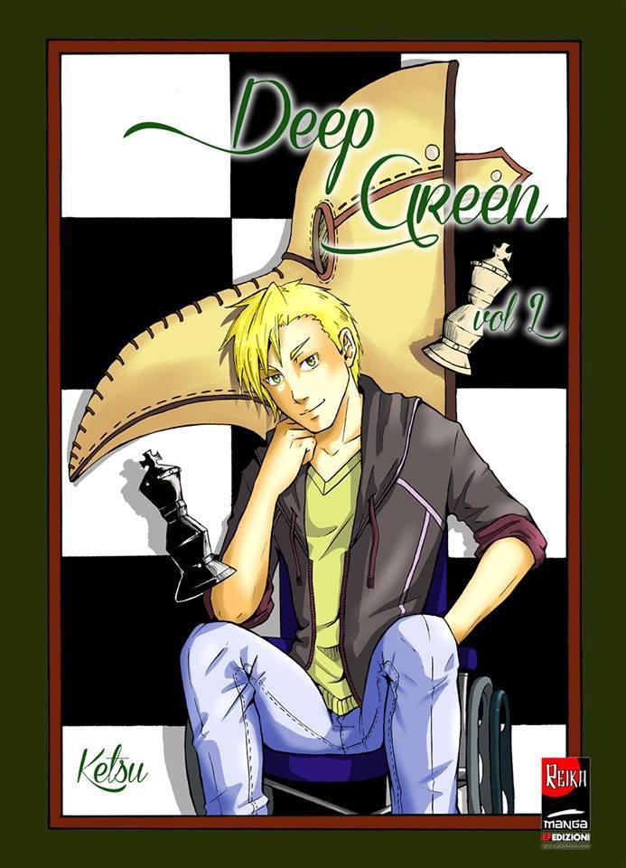 Deep Green 2 by Ketsu000