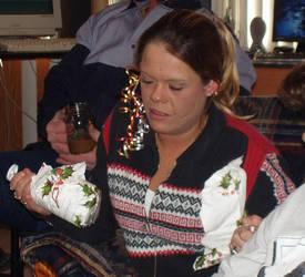 Chrysanne Christmas 2005 by anjaleck