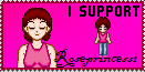 Roseprincess1 Support Stamp by BoboMagroto