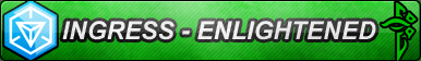 Ingress Enlightened Button by BoboMagroto