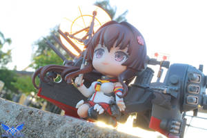 Shipgirl of the Rising Sun by BoboMagroto