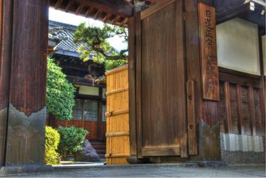 KyotoGarden by willb