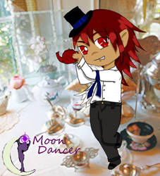 Contest prize by MoondancerAya