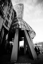 Dancing House by Evilien
