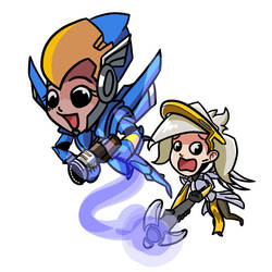 Pharmercy! by AcrylicSL