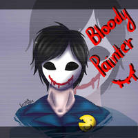 Bloody Painter by Emma-the-killer