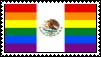 Mexico lgbttti Stamp by FabianArtist
