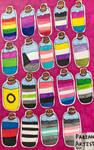 LGBT Bottles by FabianArtist
