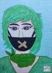 (A.T.) Silence by FabianArtist