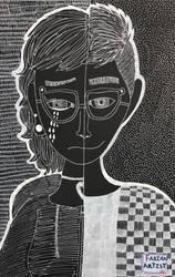 Gender Dysphoria by FabianArtist