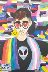 Pride by FabianArtist