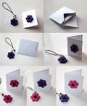 Mini Birthday Gift Sets by claremanson