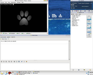KDE 3.5 by baccic