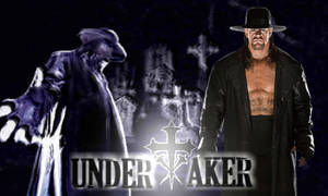 The Undertaker The Phenom by alexZeus