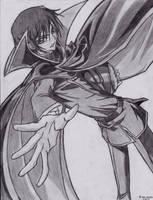 Lelouch vi Britannia by ninja4354