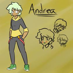 Andrea by SpiralGenie
