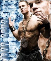 John Cena Splash by Jax-Desginz