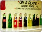 Bottles by jemgirl