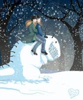 I dreamed we had a snow day by squidbunny
