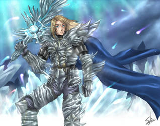 Siegfried - Soul Calibur IV by syahilla
