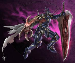 Soul Calibur VI - Nightmare by syahilla