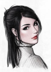 Jinny by WarrenLouw