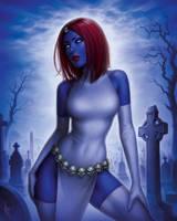 War of Heroes - Mystique by WarrenLouw