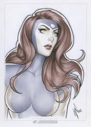Jean Grey SDCC '14 by WarrenLouw
