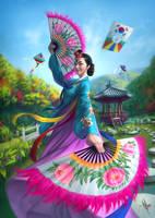 TTK 2016 - Beautiful Korea by WarrenLouw