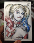 Lil Harley Quinn by WarrenLouw