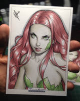 Lil Poison Ivy by WarrenLouw