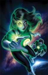Green Lanterns #48 by WarrenLouw