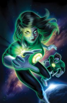Green Lanterns #48 by WarrenLouw