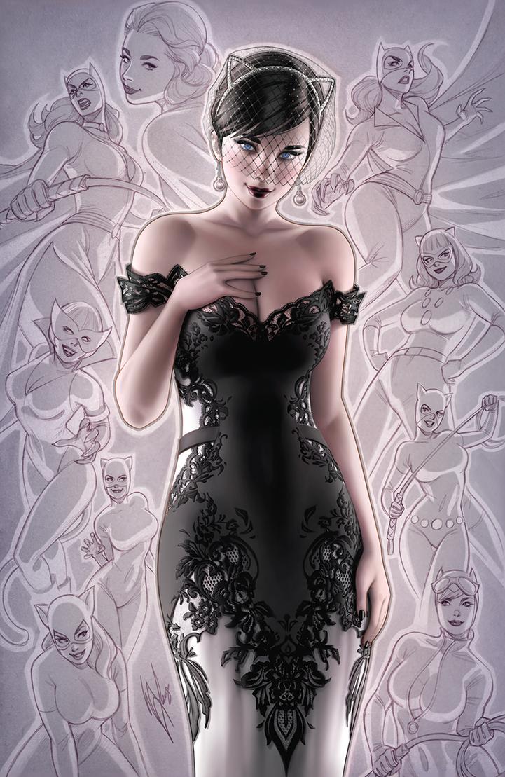 Batman #50 Variant by WarrenLouw