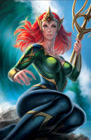 Mera by WarrenLouw