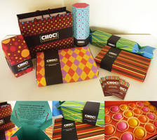 Packaging: Choc Chocolate by daframe2r