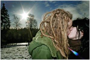 Lovers by ejan