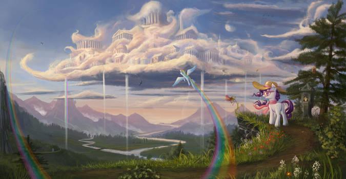 Wonders in the sky by Devinian