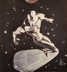 SILVER SURFER by D-realist