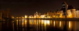 Night walking 1 by fishcrosser-pl