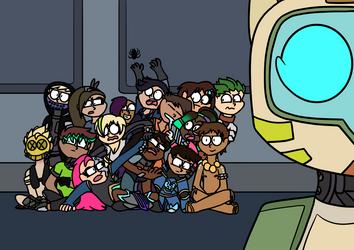 The New Heros by Skylar2281