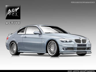BMW 335i Vexel by Active-Design