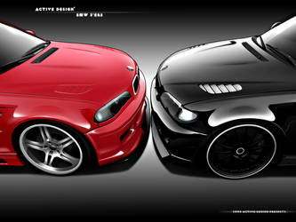 BMW 3'ers by Active-Design