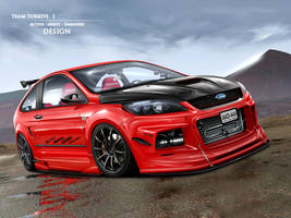 Ford Focus ST TR by Active-Design