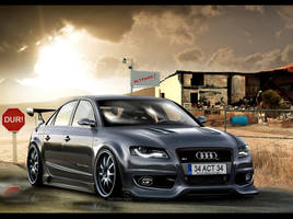 Audi S4 by Active-Design
