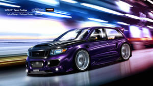 Jeep Grand Cherokee SRT8 by Active-Design