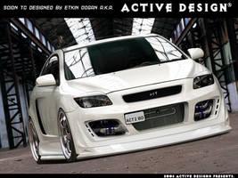 Scion tC by Active-Design
