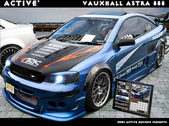 Vauxhall Astra 888 by Active-Design